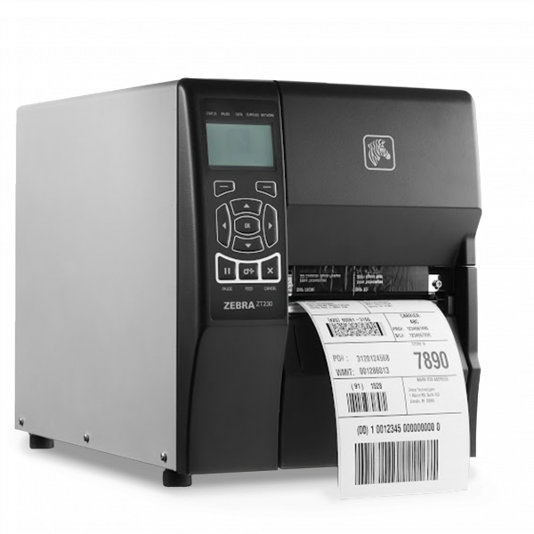 datche pos sytems peripherals barcode printer