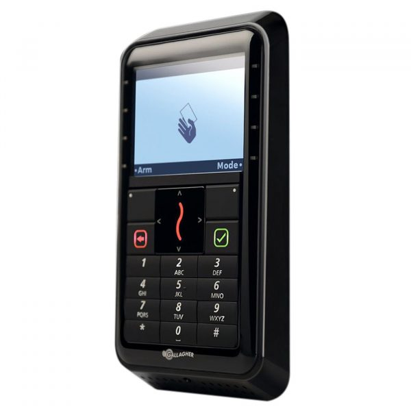datche access control system