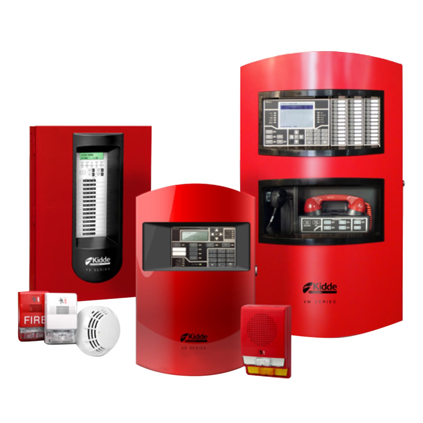 datche fire detection alarm systems