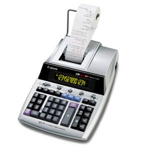 datche office machine canon calculator